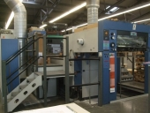 Used KBA RAPIDA 105-6+L SW2 CX ALV2 PWHA Ofsset press
