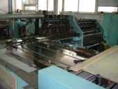 Used BIELOMATIC EXERCISE BOOK MACHINE