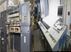 4 Colour + Varnish Offset printer ROLAND 704 LVOB