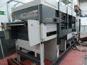 Used Die cutter BOBST SP102-CER matic - autoplaten