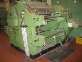Used Hot foil stamping machine Heidemann - for paper roll to roll