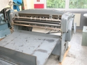 Used Slitting and die cutting machine BOBST ER 1300
