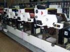 8 colour Label making & printing machine NILPETER MO 3300