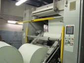Used Web Offset Press MAN ROLAND LITHOMAN IV, 4 colour