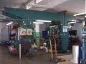Used 6 colour flexo press SUMAS, Roll to roll - Stack printing