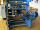Used Sheeter SOMA - sheeting machine for Paper and Alufoil