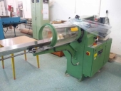 Used LABEL PUNCHING MACHINE BUSCH Model A