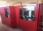 Slitter rewinder MOELLER RW 800 - paper and film roll winding and cutting machine